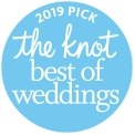 The Knot 2018 Best of Weddings Winner!