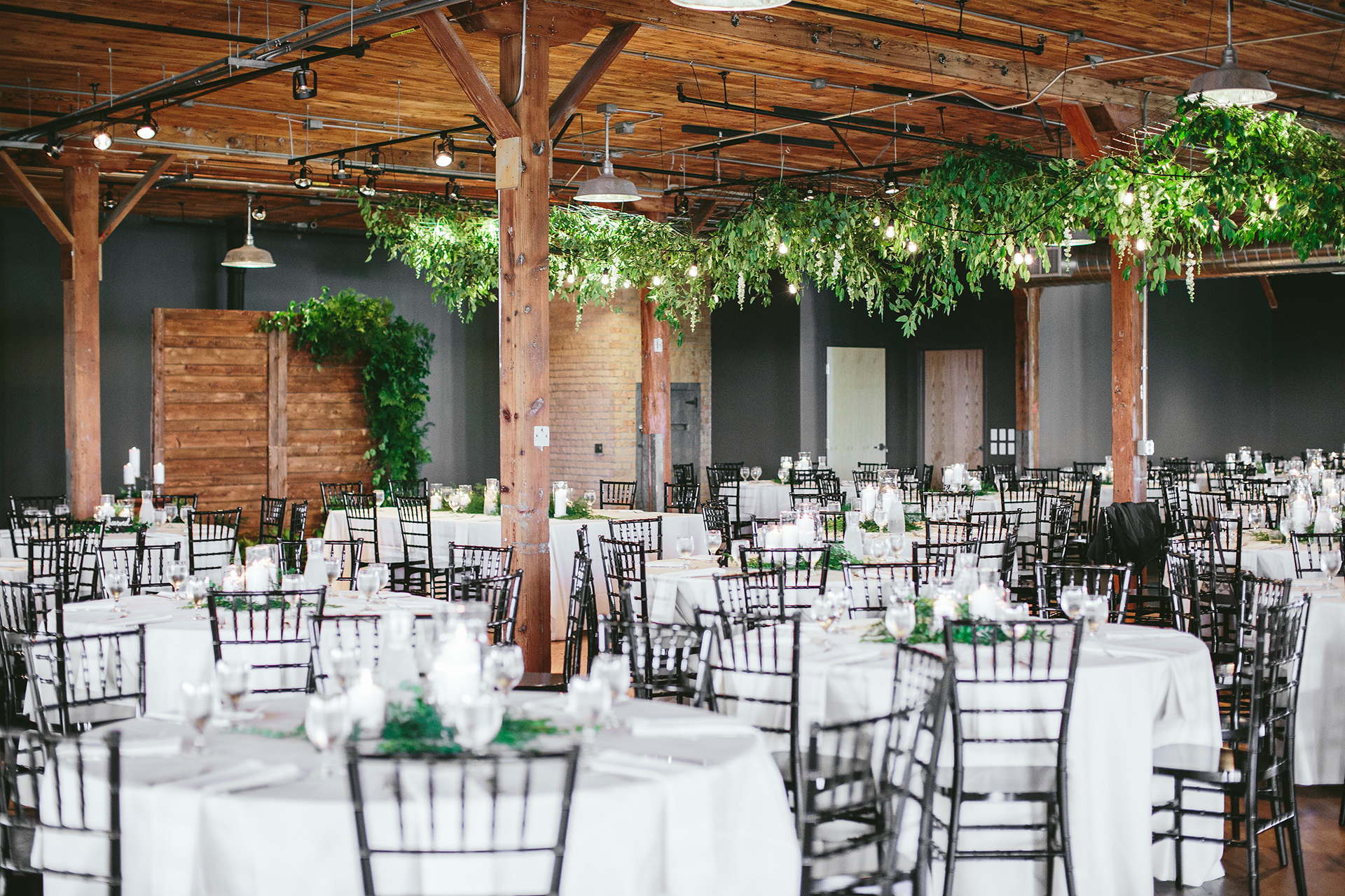 Chowgirls At Solar Arts Minneapolis Wedding Event Venue